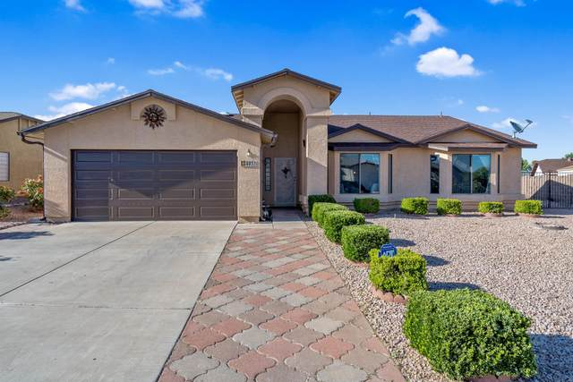 4933 Los Reyes Drive, Sierra Vista, AZ 85635 (MLS #6082210) :: Devor Real Estate Associates