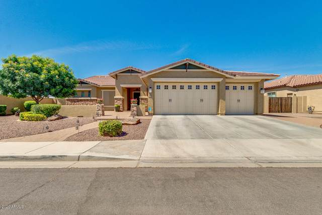 3528 E Kaibab Place, Chandler, AZ 85249 (MLS #6082213) :: Lifestyle Partners Team