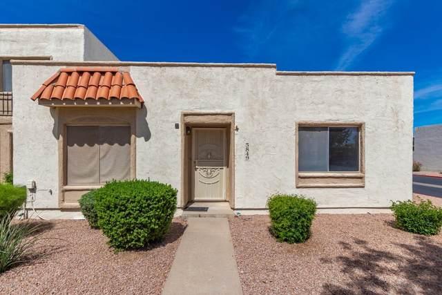 5849 N 81ST Street, Scottsdale, AZ 85250 (MLS #6082215) :: Devor Real Estate Associates