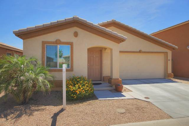 900 W Broadway Avenue #51, Apache Junction, AZ 85120 (MLS #6082234) :: Brett Tanner Home Selling Team