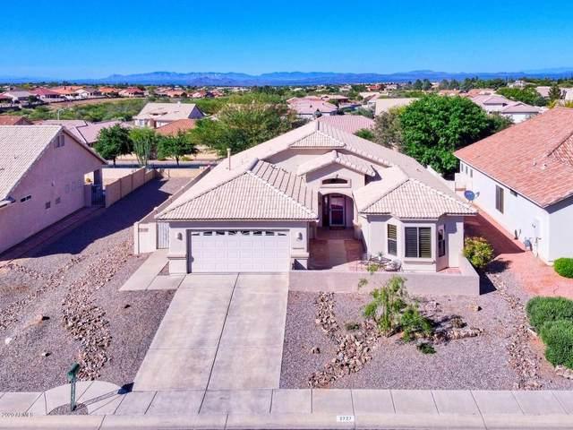 2727 Glengarry Way, Sierra Vista, AZ 85650 (MLS #6082242) :: Devor Real Estate Associates