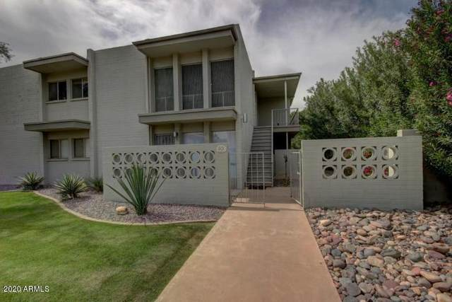 4924 N 73RD Street #12, Scottsdale, AZ 85251 (MLS #6082243) :: Riddle Realty Group - Keller Williams Arizona Realty