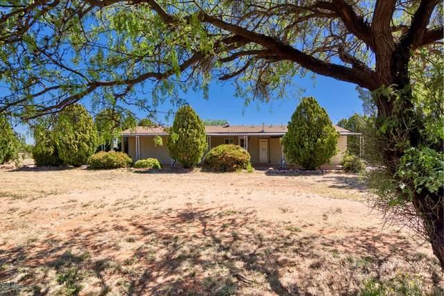 4722 E Camino Principal, Sierra Vista, AZ 85650 (MLS #6082280) :: Devor Real Estate Associates