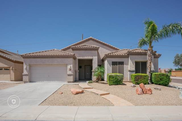 9410 W Alex Avenue, Peoria, AZ 85382 (MLS #6082283) :: Riddle Realty Group - Keller Williams Arizona Realty