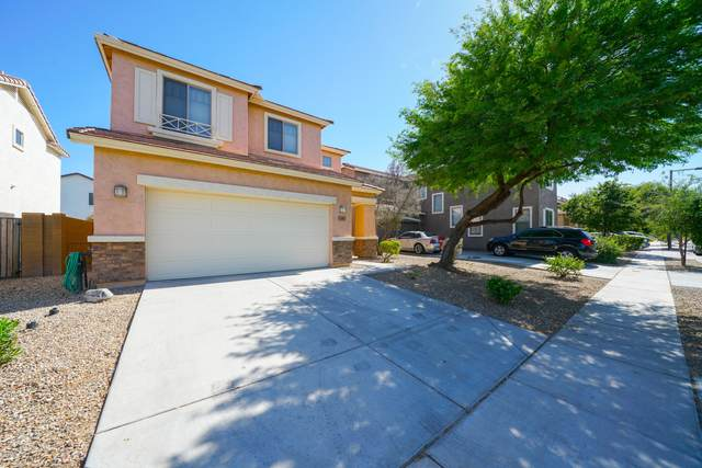 17447 W Woodrow Lane, Surprise, AZ 85388 (MLS #6082287) :: Yost Realty Group at RE/MAX Casa Grande