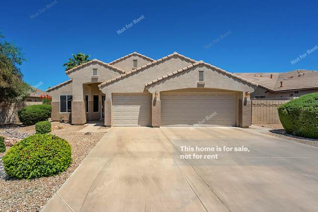 1158 E Tyson Street, Gilbert, AZ 85295 (MLS #6082298) :: The Helping Hands Team