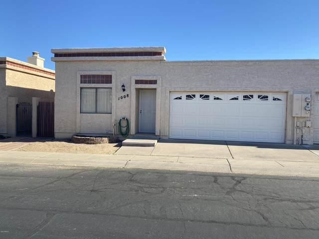 1008 E Charleston Avenue, Phoenix, AZ 85022 (MLS #6082311) :: Lux Home Group at  Keller Williams Realty Phoenix