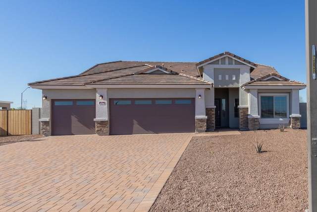 2476 S 218TH Drive, Buckeye, AZ 85326 (MLS #6082316) :: Balboa Realty