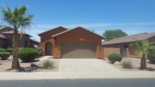 46122 W Long Way, Maricopa, AZ 85139 (MLS #6082317) :: Openshaw Real Estate Group in partnership with The Jesse Herfel Real Estate Group