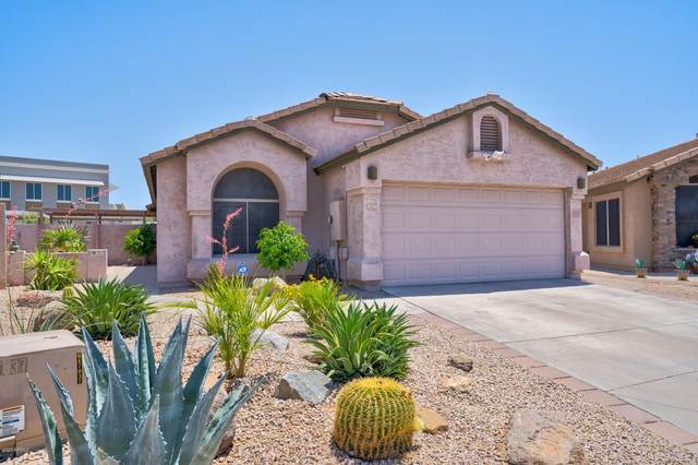 21605 N 48th Place, Phoenix, AZ 85054 (MLS #6082318) :: The Carin Nguyen Team
