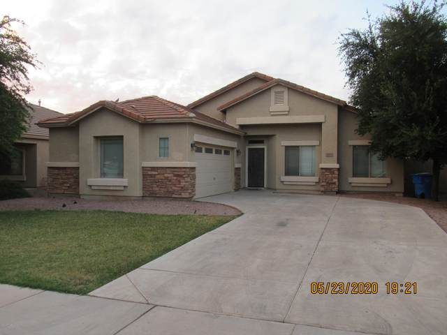 1254 E Bluebird Drive, Gilbert, AZ 85296 (MLS #6082320) :: Klaus Team Real Estate Solutions