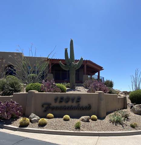 13013 N Panorama Drive #114, Fountain Hills, AZ 85268 (MLS #6082325) :: Kepple Real Estate Group