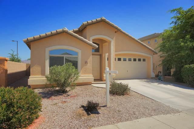 23796 W Corona Avenue, Buckeye, AZ 85326 (MLS #6082326) :: Brett Tanner Home Selling Team