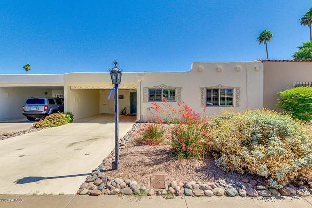 7713 E Northland Drive, Scottsdale, AZ 85251 (MLS #6082332) :: The C4 Group