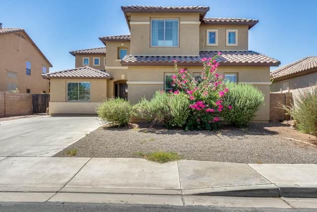 17537 W Marshall Lane, Surprise, AZ 85388 (MLS #6082342) :: Klaus Team Real Estate Solutions