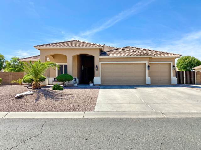 15252 W Mercer Lane, Surprise, AZ 85379 (MLS #6082354) :: NextView Home Professionals, Brokered by eXp Realty