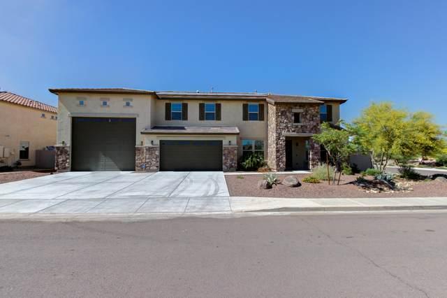 18506 W Georgia Avenue, Litchfield Park, AZ 85340 (MLS #6082370) :: Lux Home Group at  Keller Williams Realty Phoenix