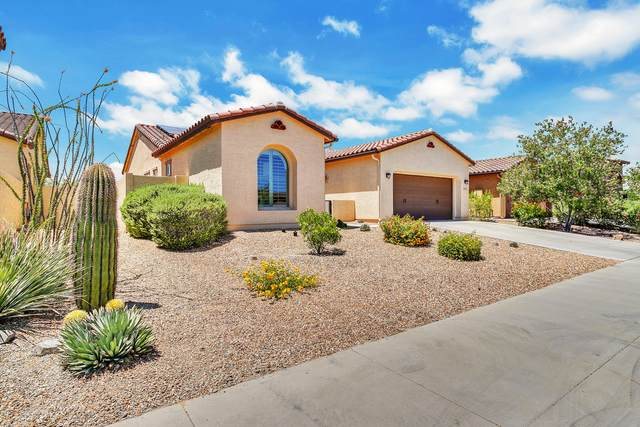 14462 S 179TH Avenue, Goodyear, AZ 85338 (MLS #6082380) :: Kortright Group - West USA Realty