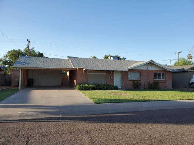 8724 E Dianna Drive, Scottsdale, AZ 85257 (MLS #6082391) :: Riddle Realty Group - Keller Williams Arizona Realty