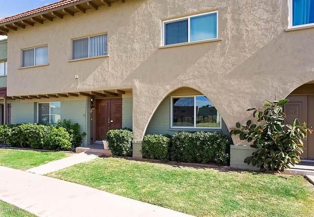 225 N Standage #115, Mesa, AZ 85201 (MLS #6082398) :: Devor Real Estate Associates
