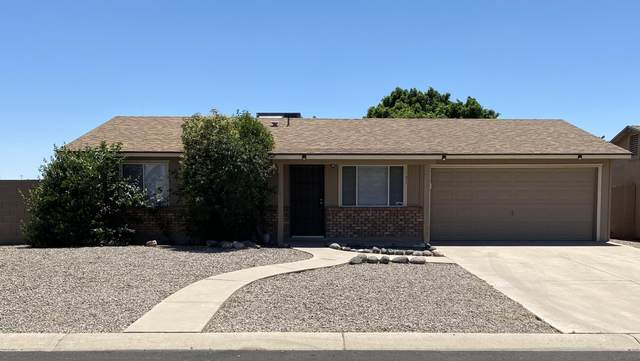7933 E Gale Avenue, Mesa, AZ 85209 (MLS #6082417) :: Devor Real Estate Associates