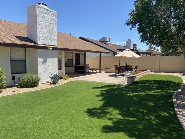 10935 E Clinton Street, Scottsdale, AZ 85259 (MLS #6082419) :: Balboa Realty