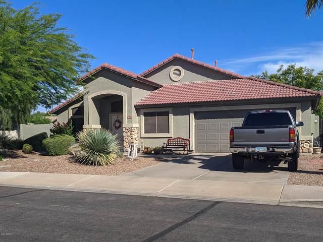 1809 E Rawhide Street, Gilbert, AZ 85296 (MLS #6082423) :: Conway Real Estate