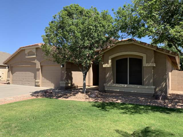 1076 E Gail Drive, Gilbert, AZ 85296 (MLS #6082429) :: The Helping Hands Team