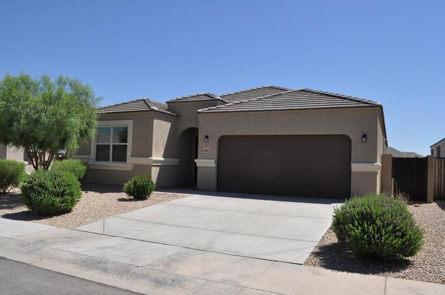 16953 N Rosa Drive, Maricopa, AZ 85138 (MLS #6082450) :: The Property Partners at eXp Realty