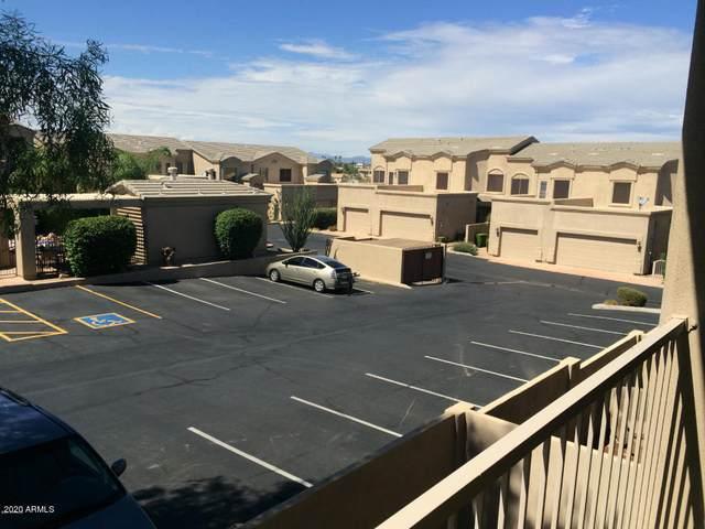 11022 N Indigo Drive #137, Fountain Hills, AZ 85268 (MLS #6082490) :: The Daniel Montez Real Estate Group