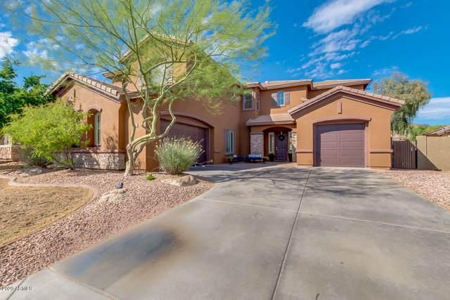 3628 W Links Drive, Phoenix, AZ 85086 (MLS #6082492) :: The W Group
