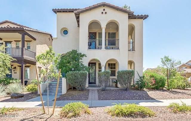 2966 N Evergreen Street, Buckeye, AZ 85396 (MLS #6082493) :: Dijkstra & Co.