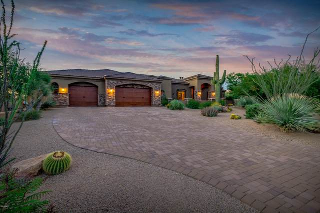 10698 E Rising Sun Drive, Scottsdale, AZ 85262 (MLS #6082501) :: Conway Real Estate