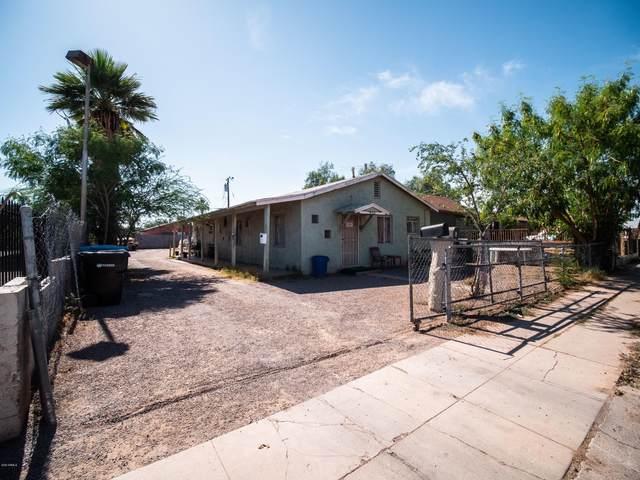 320 N Laurel Avenue, Phoenix, AZ 85007 (MLS #6082504) :: NextView Home Professionals, Brokered by eXp Realty