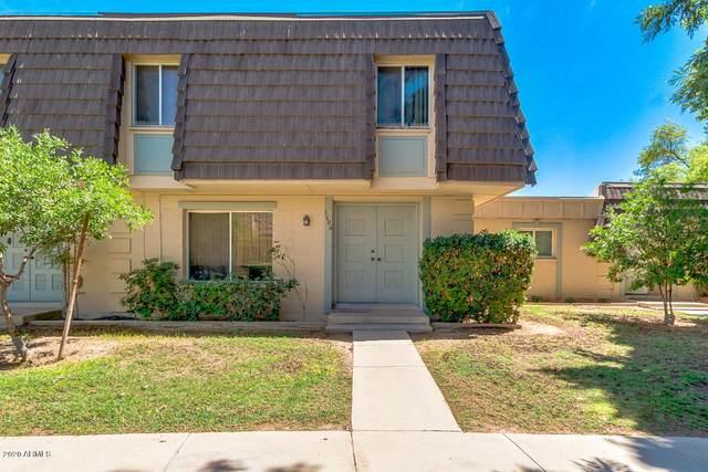 1606 E Coronado Drive, Tempe, AZ 85282 (MLS #6082510) :: Kepple Real Estate Group