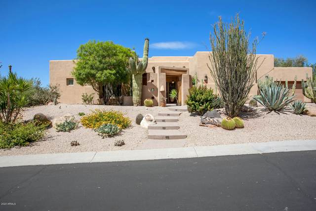 9680 E Peak View Road, Scottsdale, AZ 85262 (MLS #6082547) :: The Helping Hands Team