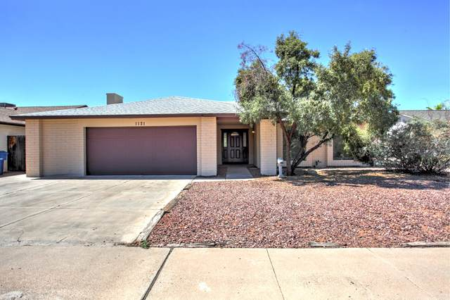 1121 W Obispo Avenue, Mesa, AZ 85210 (MLS #6082552) :: My Home Group