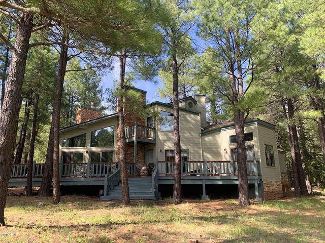 6000 Griffiths Spring, Flagstaff, AZ 86005 (MLS #6082556) :: The C4 Group