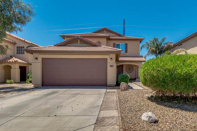 1081 E Mayfield Drive, San Tan Valley, AZ 85143 (MLS #6082571) :: The C4 Group