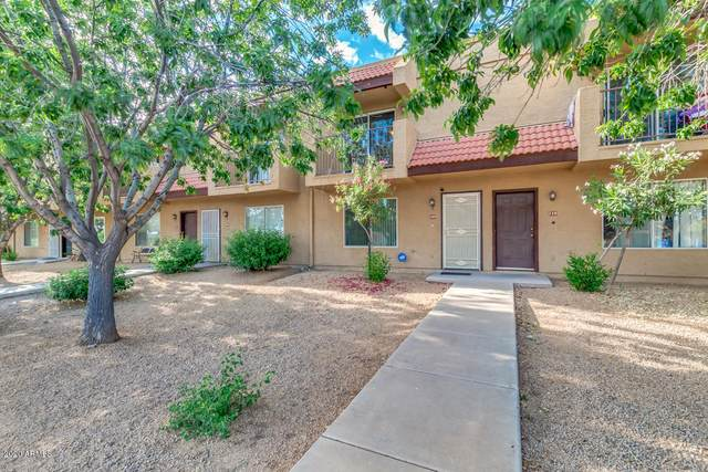 18239 N 40TH Street #109, Phoenix, AZ 85032 (MLS #6082582) :: Kortright Group - West USA Realty