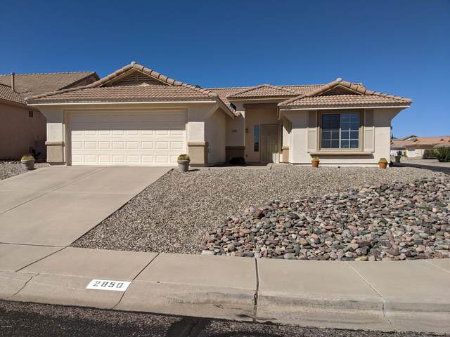 2850 S Softwind Court, Sierra Vista, AZ 85650 (MLS #6082583) :: NextView Home Professionals, Brokered by eXp Realty