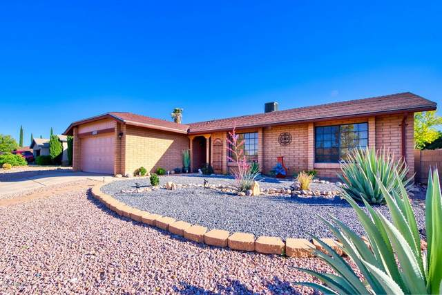3406 Black Hawk Drive, Sierra Vista, AZ 85650 (MLS #6082584) :: NextView Home Professionals, Brokered by eXp Realty