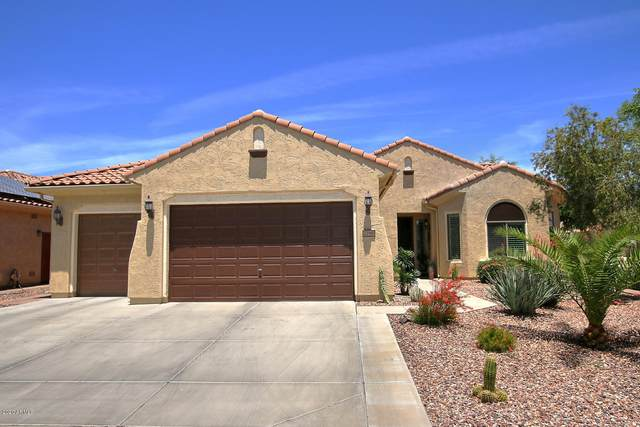 7780 W Montebello Way, Florence, AZ 85132 (MLS #6082596) :: NextView Home Professionals, Brokered by eXp Realty