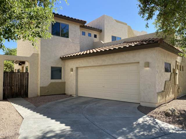 544 N Alma School Road #37, Mesa, AZ 85201 (MLS #6082618) :: The Bill and Cindy Flowers Team