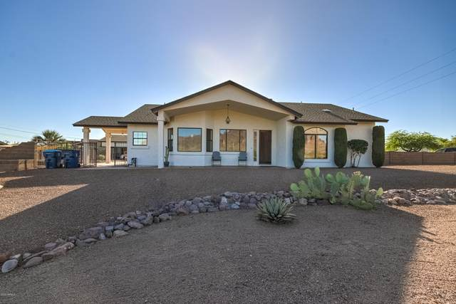 3165 E Shiprock Street, Apache Junction, AZ 85119 (MLS #6082634) :: Brett Tanner Home Selling Team