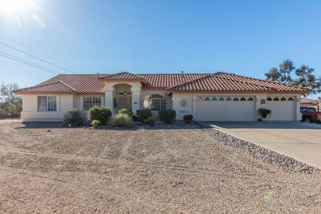 615 E Lavitt Lane, Phoenix, AZ 85086 (MLS #6082643) :: The Daniel Montez Real Estate Group
