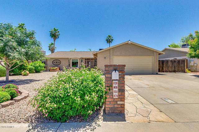 1617 W Chilton Street, Chandler, AZ 85224 (MLS #6082649) :: Kepple Real Estate Group