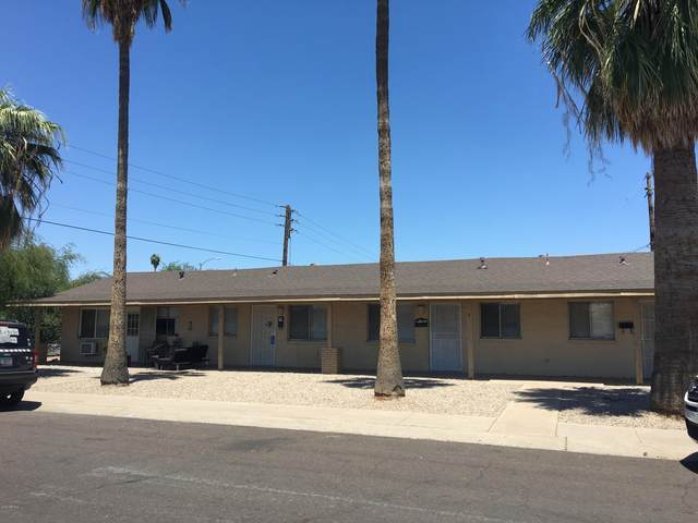 6802 E Pinchot Avenue, Scottsdale, AZ 85251 (MLS #6082670) :: The Bill and Cindy Flowers Team
