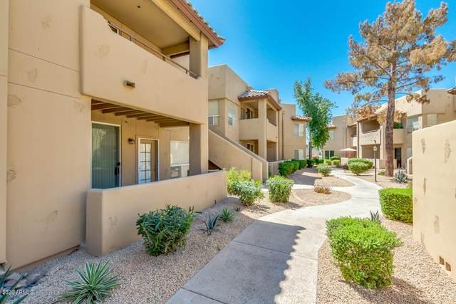 1825 W Ray Road #2133, Chandler, AZ 85224 (MLS #6082673) :: Lucido Agency