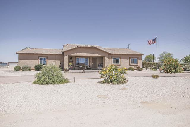 11919 S 205TH Lane, Buckeye, AZ 85326 (MLS #6082674) :: Kepple Real Estate Group
